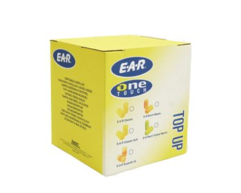 EAR CLASSIC One Touch 500 paria, Top Up Box