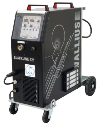 WALLIUS BlackLine 321 synergic